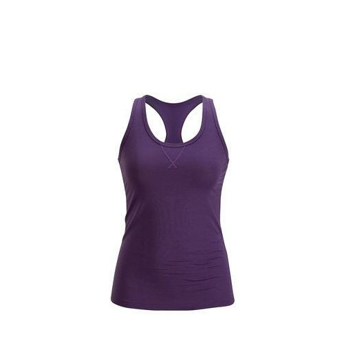 Black Diamond Warrior Tank Top Purple