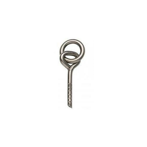 Fixe Glue in Ring Bolt with Ring (Stainless Steel) Bolt Diameter 10mm
